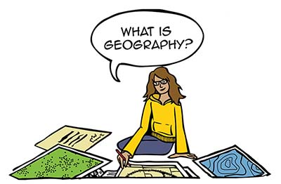 Geography hunter college subjects